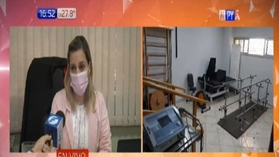 ¡El colmo! Hurtan aparato para realizar fisioterapia del IPS de Capiatá