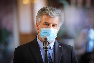 Giuzzio rechaza declarar estado de excepción en Amambay