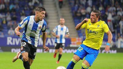 Cádiz cae ante Espanyol sin Santiago Arzamendia