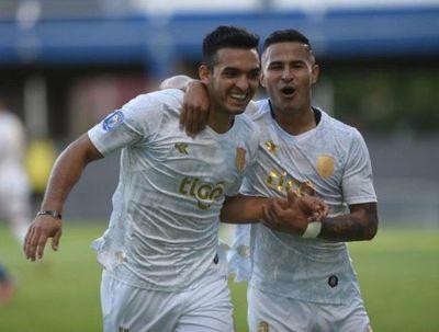 Guaraní vence al 12 con un Marcos Cáceres protagónico