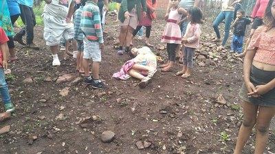 Crónica / ESTÁN EMBARAZADAS. Menor dio siete puñaladas a otra joven