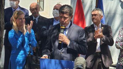 Efraín plantea chapa opositora  única para presidencia  y Senado