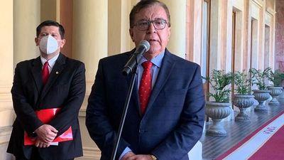 Nicanor vaticina que la  ANR puede conservar el poder