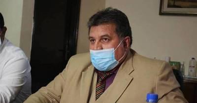 La Nación / Acompañan a virtual intendente de Yvy Pytã