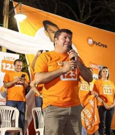 Lanzan nombre de Pereira Mujica para gobernador de Alto Paraná en el 2023