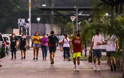 Nuevo día sin muertes por Covid-19 en Paraguay