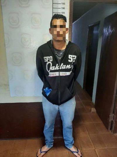 Robó electrodomésticos de su propia madre y terminó preso