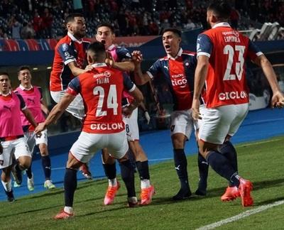 Cerro gana y no le pierde pisada a Guaraní