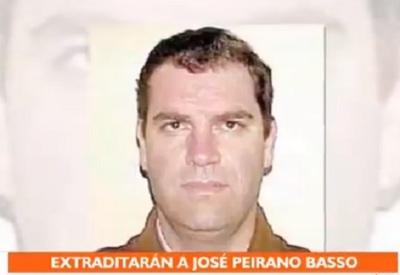 El banquero Peirano Basso será extraditado a Paraguay, anuncian