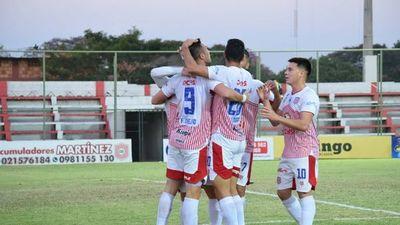 San Lorenzo golea y se mete en la lucha por la promoción