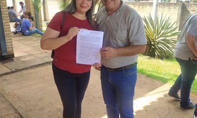 Colorados y liberales pierden bancas en la nueva Junta de Minga Guazú – Diario TNPRESS
