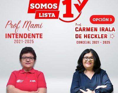Intendenta de Santa Rosa del Monday gobernará con 11 concejales colorados – Diario TNPRESS