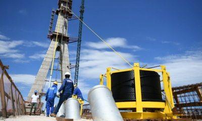 Prosigue la instalación de cabos de atirantamiento en el lado paraguayo del Puente de la Integración – Diario TNPRESS