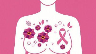 Con diagnóstico precoz, el cáncer de mama tiene 90% de probabilidad de cura