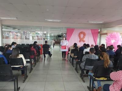 Día Internacional del Cáncer de Mama, enfermedad que más muertes de mujeres causa en Paraguay
