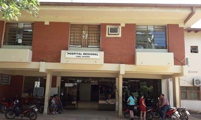Hospital Regional de Coronel Oviedo sin mamógrafo