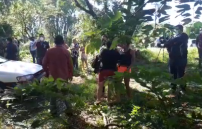 Presidente Franco: asesinan a mujer y deja a niños huérfanos