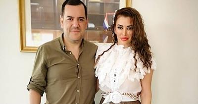 [VIDEO] Así celebró Marly Figueredo el cumpleaños de su gran amor