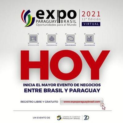 Inició la Expo Paragua y Brasil para generar nuevas oportunidades de negocios
