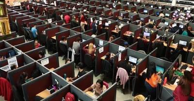La Nación / Sector de call center creció 12% durante la pandemia en Paraguay