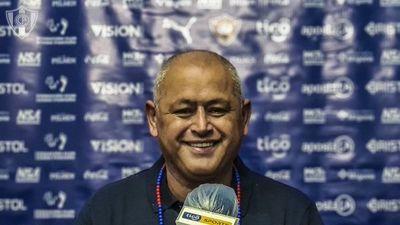 Francisco Arce centra toda su atención en ganar el Clausura