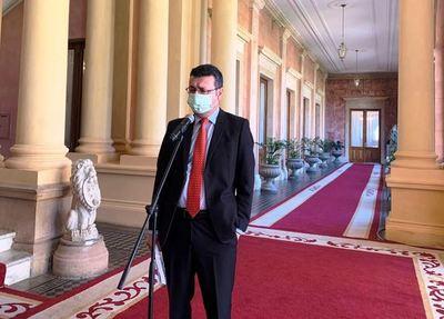 Diputado resalta activa presencia del Gobierno en el departamento de San Pedro