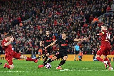 Atlético de Madrid-Liverpool, el plato fuerte en la jornada de Champions