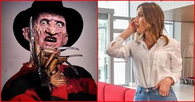 Buscaba asustar, disfrazada de Freddy Krueger, pero lo que hizo fue enamorar a todos