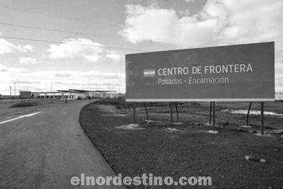 El Gobierno de Argentina dispuso la apertura del cruce fronterizo entre la ciudad de Encarnación y Posadas