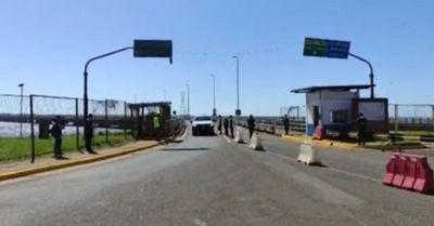 Reabren frontera con Argentina por Encarnación