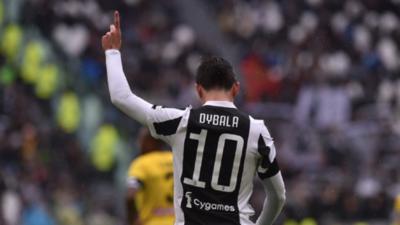 Paulo Dybala sigue sin entrenarse por lesión