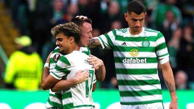 Celtic doblegó al Ferencváros en la Europa League