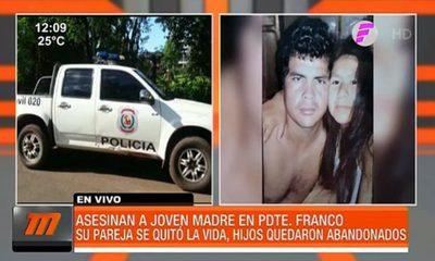 Hallan muerto a presunto feminicida en Presidente Franco