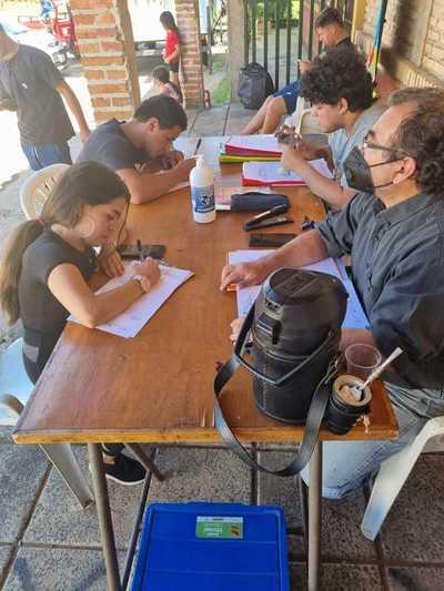 Jóvenes de Bañado Tacumbú recibirán capacitación laboral