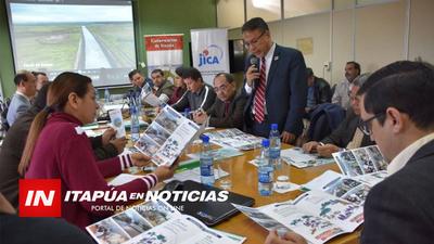 DESDE LA JICA APOYARÀN PROYECTO PARA FORTALECER ASOCIATIVIDAD E IMPULSO DE PRODUCTOS DE ITAPÚA Y MISIONES.