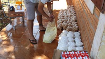 Salud compra alimentos por G. 1.137 millones