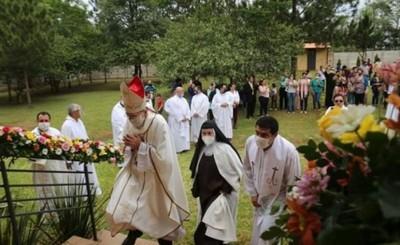 Carmelitas Descalzas inauguran nuevo Monasterio en el Km 12 de CDE