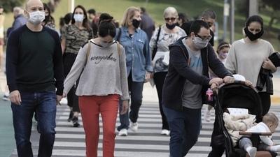 Buenos Aires anunció el fin del tapabocas al aire libre