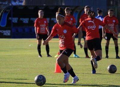 Amistosos de la Albirroja femenina Sub20 ante Brasil será con público