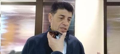 Destitución de Alegre está en manos de los dirigentes del PLRA, afirma Víctor Ríos