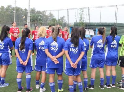 Convocadas para la Selección Femenina Sub 20