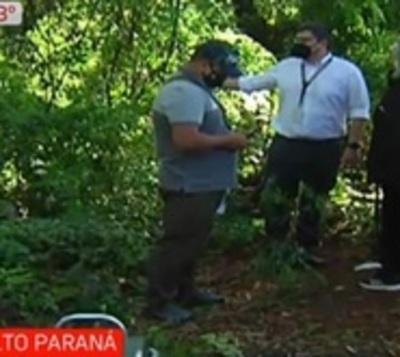 Encuentran muerto a sospechoso de feminicidio en Presidente Franco