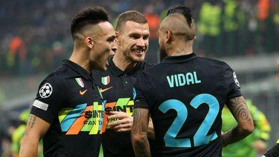 El Inter se mete en la pelea en la Champions League