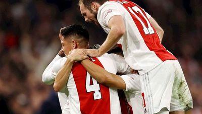 El Ajax aplasta al Dortmund