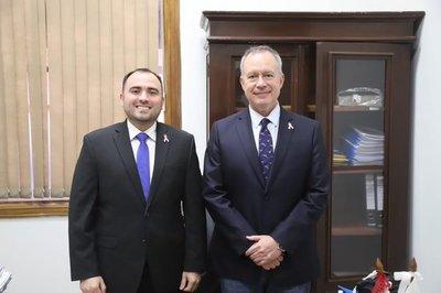 Jorge Bogarín fue electo presidente del Jurado de Enjuiciamiento de Magistrados
