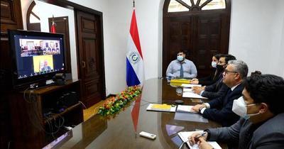 Reciben cartas credenciales de Andreas Melán, nuevo embajador de Austria ante Paraguay