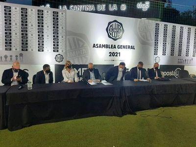 Convocan a Asamblea Ordinaria del club Olimpia para tratar el balance del ejercicio del 2020