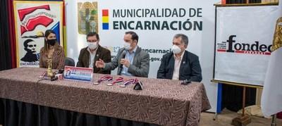 FESTIVAL NACIONAL DEL PARANÁ PROMETE UN GRAN ESPECTÁCULO EN SU 22° EDICIÓN