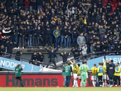 Se derrumba una tribuna en el estadio del equipo de Édgar Barreto