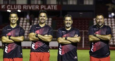 Iván Almeida, cuarto técnico de la temporada en River